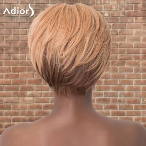 Adiors Short Layered Colormix Straight Side Parting Synthetic Wig -