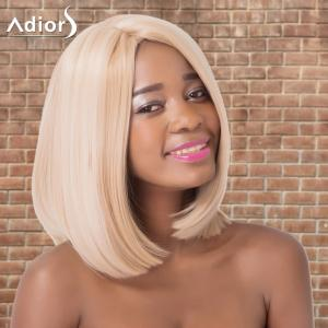 Adiors Medium Highlight Straight Side Parting Synthetic Wig -