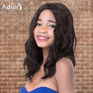 Adiors Long Wavy Middle Parting Synthetic Wig -