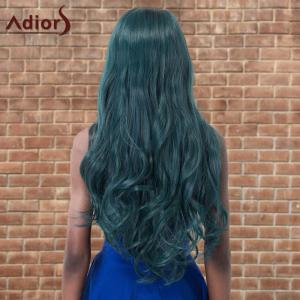 Adiors Colormix Long Shaggy Wavy Side Parting Synthetic Wig -