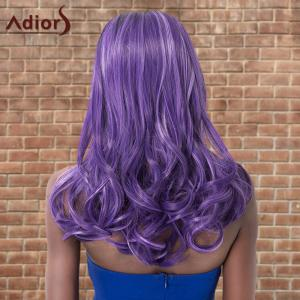 Adiors Highlight Long Wavy Side Parting Synthetic Wig -
