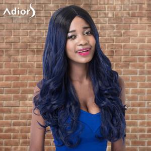 Adiors Highlight Wavy Centre Parting Long Shaggy Synthetic Wig -