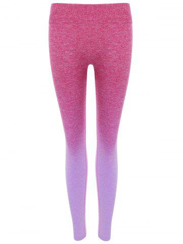 Shops Ombre Color Yoga Leggings
