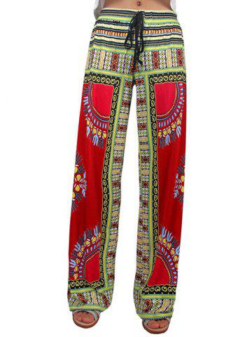 Buy Tribal Print Exumas Pants COLORMIX 2XL
