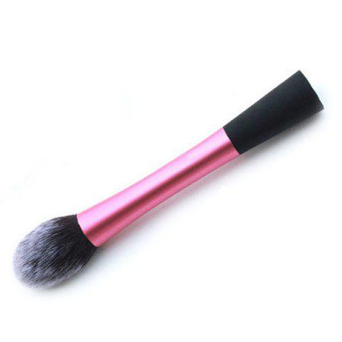 New Soft Fiber Flame Blush Brush