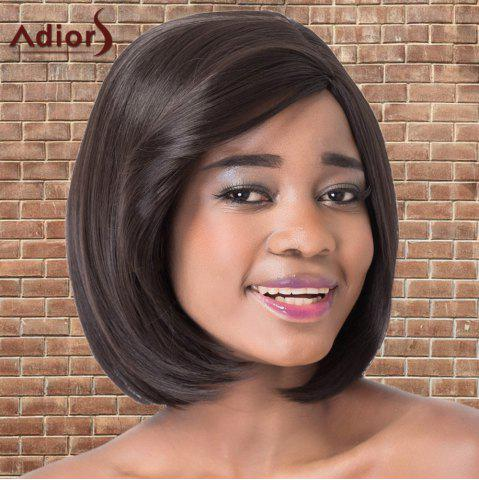 Chic Adiors Short Bob Straight Side Parting Synthetic Wig