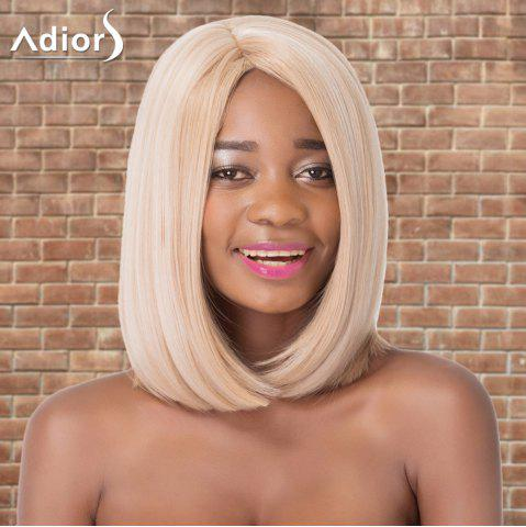 Outfits Adiors Medium Highlight Straight Side Parting Synthetic Wig