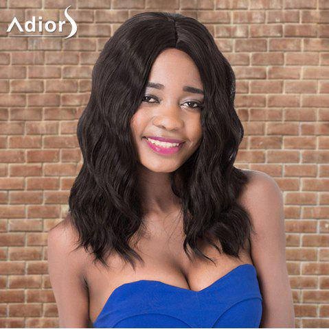 Chic Adiors Long Wavy Middle Parting Synthetic Wig