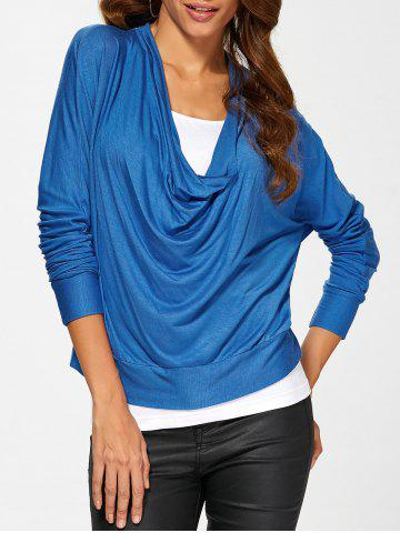 Shop Cowl Neck Tee and Tank Top