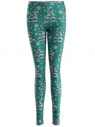 Christmas Tree Skinny Leggings -