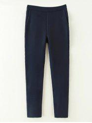 Casual Fit Suit Pants