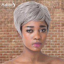 Adiors Short Haircut Straight Synthetic Wig