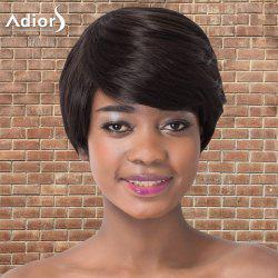 Refreshing Short Haircut Straight Synthetic Adiors Wig