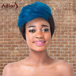 Adiors Short Color Mixed Layered Straight Cosplay Synthetic Wig