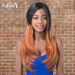 Adiors Long Side Parting Straight Colormix Synthetic Wig