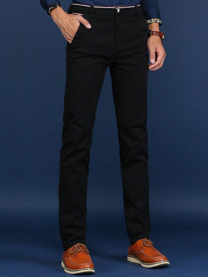 Shops Trimmed Mid Rise Skinny Chino Pants