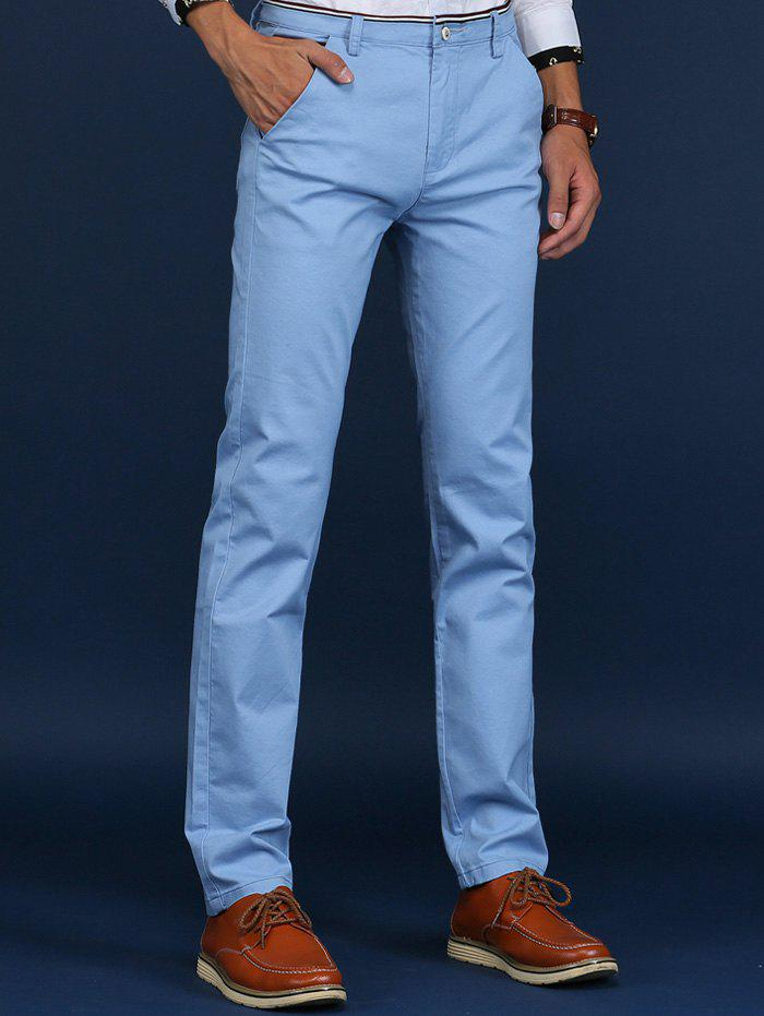 Shop Trimmed Mid Rise Skinny Chino Pants