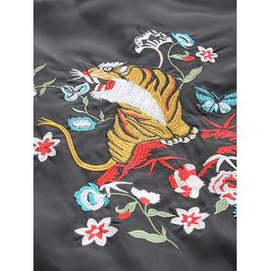 Tigger Embroidered Bomber Jacket -