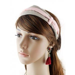 Chic Layered Knotted Wide Headband