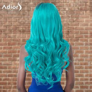 Adiors Long Centre Parting Wavy Ombre Cosplay Synthetic Wig -