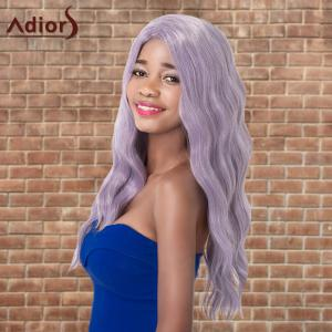 Adiors Long Side Parting Shaggy Wavy Cosplay Synthetic Wig -