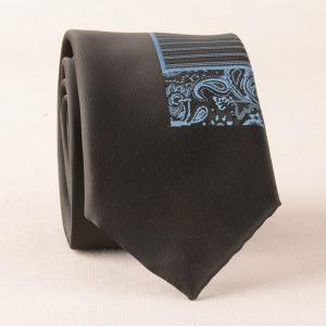 Bridegroom Gravata Stripe Polyester Neck Tie