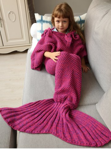 Buy Winter Sleeping Bag Bed Throw Wrap Mermaid Blanket