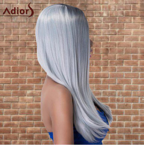 Shops Adiors Long Side Parting Silky Straight Ombre Cosplay Synthetic Wig - MULTICO  Mobile