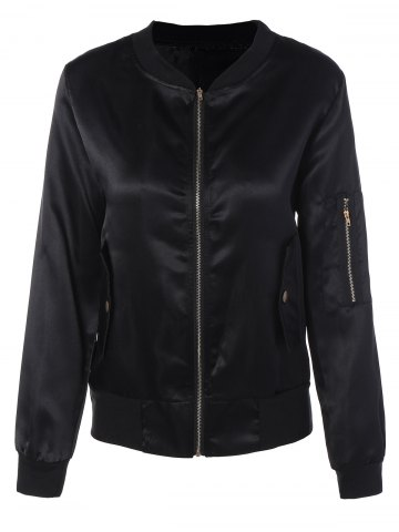 Hot Zip Up Jacket