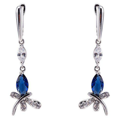 Best Stylish Zircon Butterfly Drop Earrings
