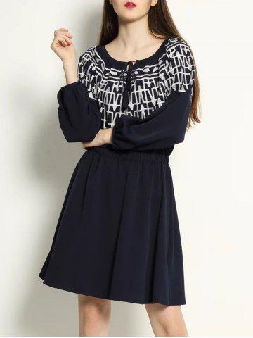 Best Long Sleeves Embroidered Dress