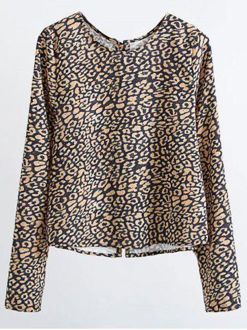 Shops Leopard T-Shirt