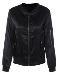 Zip Up Jacket -