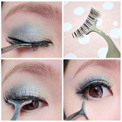 Stainless Steel Eyelash Extension Tweezer
