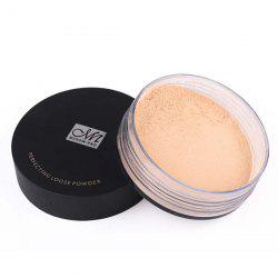Waterproof Finish Loose Powder - #01
