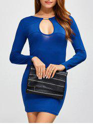 Mini Cut Out Bodycon Dress