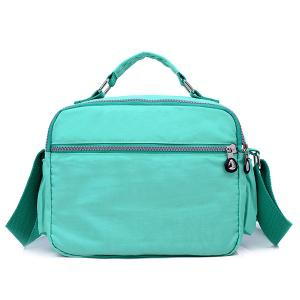 Nylon Multi Pockets Diaper Bag -