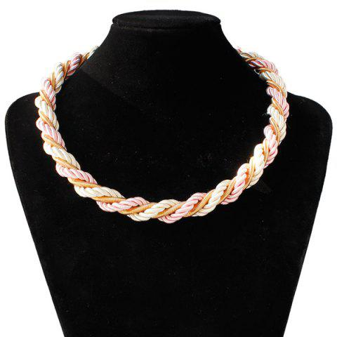 Best Braided Rope Chain Necklace