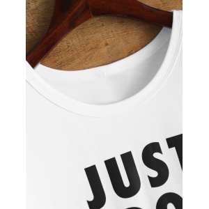 Just Do It Later Short Sleeve T Shirt -