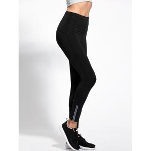 High Waisted Running Yoga Leggings