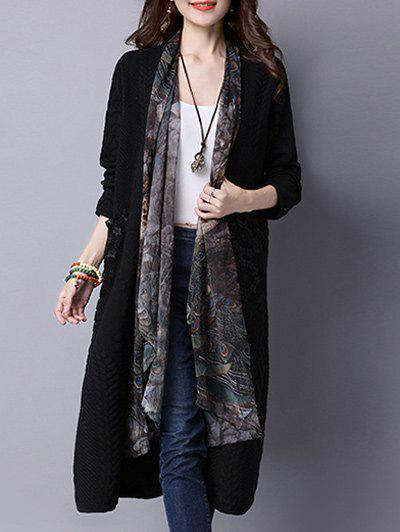 Buy Open Front Casual Cardigan