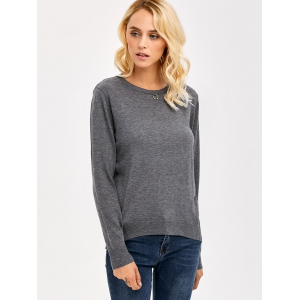 Slimming Knitwear - GRAY ONE SIZE