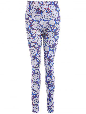 Latest Ornate Printed Stretchy Leggings