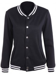 Preppy Style Baseball Jacket