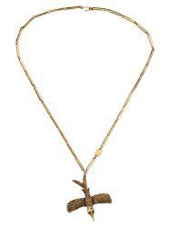 Alloy Bird Pendant Necklace