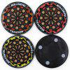 4 Pcs antidérapants isolation thermique Darts Plate Formes Mat Coupe - Multicolore