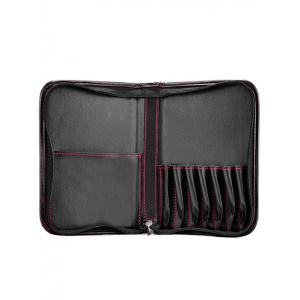 Faux Leather Makeup Storage Bag Cosmetic Bag -
