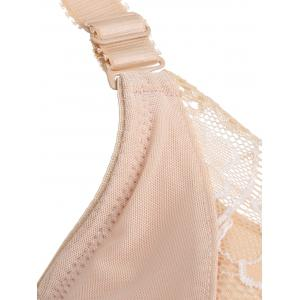Full Cup Bra broderie -