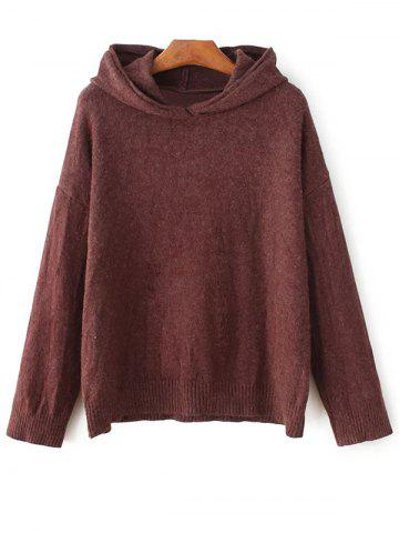 New Hooded Long Sleeve Sweater