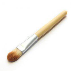 Cosmetic Fiber Foundation Brush